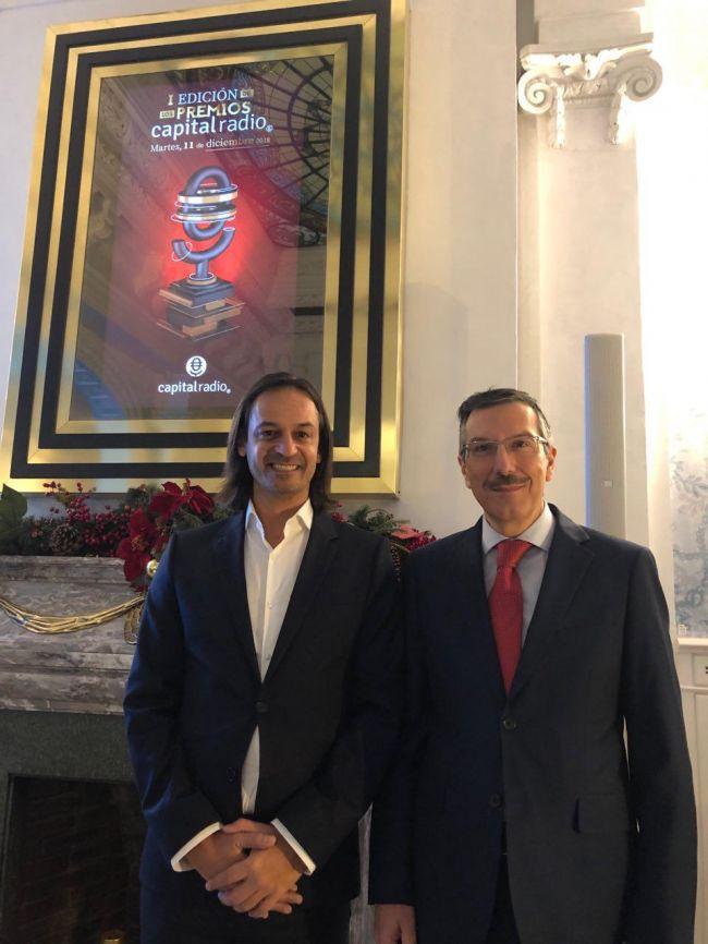 I Premios Capital Radio NAGA